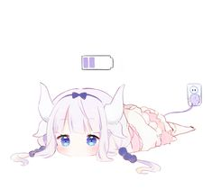 kobayashi-san chi no maid dragon, Kanna