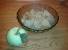 Recepty na domácí ovocný kompot | NejRecept.cz Serving Bowls, Pudding, Tableware, Smiley, Dinnerware, Emoticon, Puddings, Dishes, Avocado Pudding