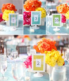 Ideas to spice up Ikea Picture Frame Table Numbers