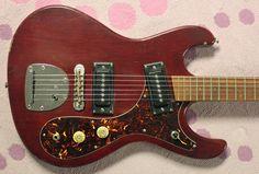 1960s Rhythmline Vintage Japanese Guitar