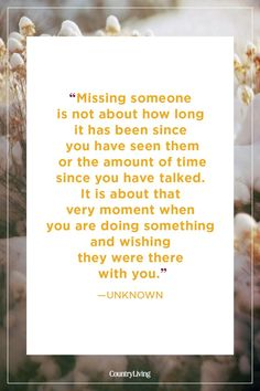 It doesn't matter how long it's been since you've seen someone or talked to them, you can miss them plenty. #inspiration #love #quotes #romantic #ideas