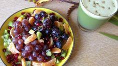 Smoothie recepty | Smoothie recepty Fruit Salad, Smoothie, Food, Fruit Salads, Essen, Smoothies, Meals, Yemek, Eten