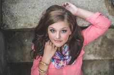 Senior Photography - great posing