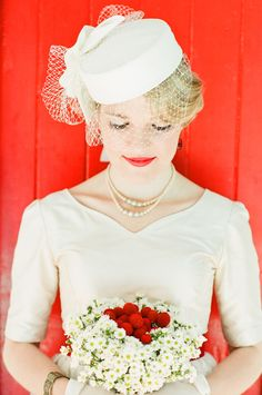 50s Inspired Real Wedding – Letitia & Kristian » Vintage Bride