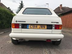 Volkswagen Golf Mk1, Vw, Gti Car, Golf 1, Sailing, Classic Cars, Boat, Vehicles, 1980s