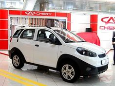 Chery New Beat - Gran Performance Motor 1.35HP