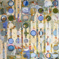 Jylian Gustlin - Contemporary Artist - Abstract Art - Fibonacci Serie