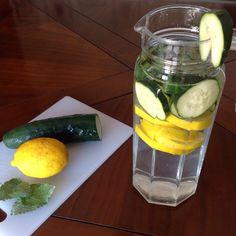 My Casual Brunch: água detox queima gordura, hidrata e purifica o co...