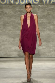 Son Jung Wan Ready To Wear Spring Summer 2015 New York