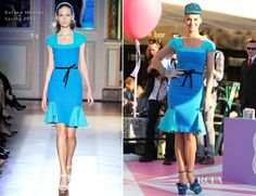 Katy Perry In Roland Mouret - 'Katy Perry Lashes by Eylure' Launch