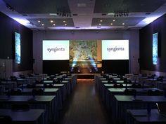Essa semana ocorreu mais um evento da Syngenta. Local: Cuiabá MT Locação: material áudio visual  