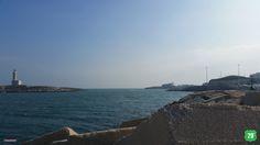 Panorama dalla statua di San Francesco  #Vieste #Gargano #Puglia #Italy #Italia #79thAvenue #EIlViaggioContinua #AlwaysOnTheRoad