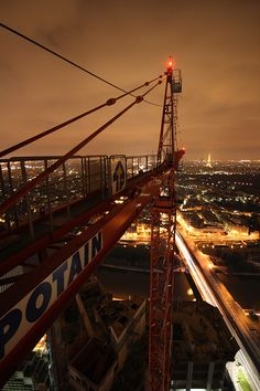 view on Tour Eiffel