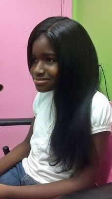 90 Best Flat Ironed Styles Images In 2019 Natural Hair