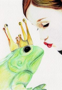 Certainly kissed some frogs along the way, but I did find my prince.