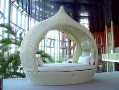 Relax Ruheinsel Paradiso Sonneninsel Relaxbett Relax Inseln Terrasse Lounge Relaxen Sonneninsel Polyrattan