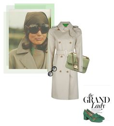 """Jackie..."" by theitalianglam ❤ liked on Polyvore featuring MaxMara, Maison About, Gucci, Valentino, women's clothing, women's fashion, women, female, woman and misses"