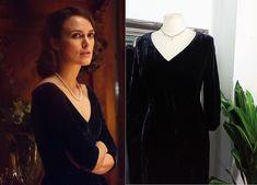 Indigo Dress, Blue Silk Dress, Old Hollywood Dress, 1940s Fashion Dresses, Bias Cut Dress, Fabulous Dresses, Vintage Velvet, Ball Dresses, Vintage Dress