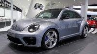 Volkswagen is set to debut the Beetle R, a high-performance design study of its existing B...