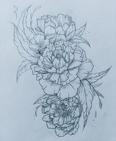 Hello! This is a listing for original one of a kind drawings/tattoo designs. I am a recent graduate from art school with a love for line…