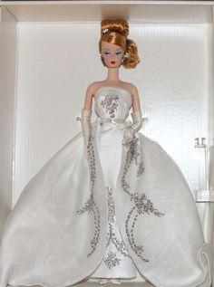 Barbie Fashion Model Silkstone Collection Joyeux NRFB~Strawberry Blond #Mattel #DollswithClothingAccessories