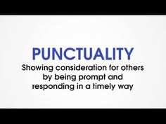 (G2) Punctuality - Character Trades. Games to teach kids good character traits. - YouTube