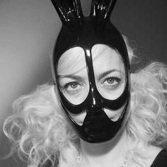Black And White Aesthetic, Halloween Face Makeup, Masks, Fashion, Moda, Fashion Styles, Fashion Illustrations, Face Masks