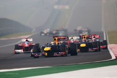 Start, Buddh International Circuit, 2012