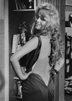 Sexy Bardot...