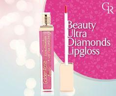 Yıldızların ışıltısını ve renklerin cazibesini dudaklarına taşı! http://www.goldenrosestore.com.tr/beauty-ultra-diamonds-volume-lipgloss.html