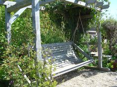 Family swing - garden swings, swing seats, adirondack chairs, wooden furniture from Fantails
