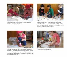 """Documentation linked with working with 'beautiful stuff' at Early Learning at ISZL ("""",) Reggio Emilia, Montessori, Early Years Practitioner, Foundation Stage, Infant Classroom, Expressive Art, Preschool Kindergarten, Working With Children, Early Childhood Education"""