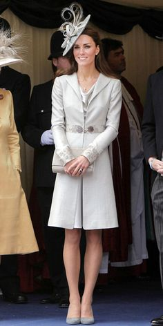 Kate Middleton Best Outfits - Katherine Hooker