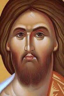 Face of Christ Byzantine Icons, Byzantine Art, Religious Icons, Religious Art, Roman Church, Gods Strength, Jesus Face, Orthodox Icons, Medieval Art