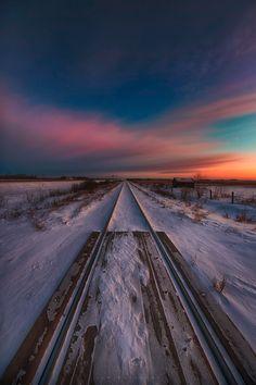 Great Northern Land by Ian McGregor (Saskatchewan, Canada)
