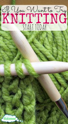 Knitting can be fun and relaxing while you make a variety of articles to give away or sell. Once you have perfected your skill, you will be able to produce more pieces faster. Make knitting your hobby.