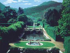 Giardino di Villa Barbarigo Valsanzibio, Padova, Veneto