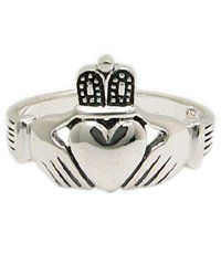 I have one of these <3 I think it would be a cute engagement ring :)