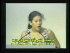 Severn Suzuki ~Environmentalist ~ Her speech was given in 1992, at the Earth Summit in Rio de Janeiro.