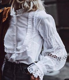 Cute Dresses, Tops, Shoes, Jewelry & Clothing for Women Fashion 2020, Look Fashion, Fashion Details, Modest Fashion, Fashion Outfits, Womens Fashion, Fashion Trends, Fashion Tips, Blouse Styles