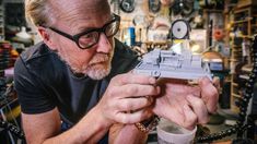 Adam Savage's ILM Modelshop Greeblie!