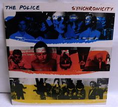 Vintage Vinyl Record Album The Police Synchronicity A&M Records 1983 Condition: Cover - EXC minor wear inner - seam splits Vinyl - Near mint no issues see pics A&m Records, Vinyl Record Collection, Vintage Vinyl Records, Police, Album, Handmade Gifts, Etsy, Kid Craft Gifts, Craft Gifts
