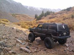 2000 Jeep Cherokee Sport LIFTED