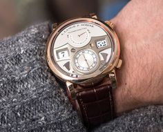 7855450ea6c Sunday starts good as we go Hands-On with Three Incredible A. Each with  their own distinct complication  the standard version in rose gold