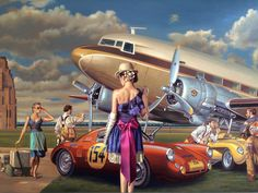 """""""This Is Where It All Begins"""" by Peregrine Heathcote"""