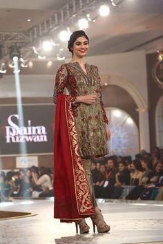 Saira Rizwan Dresses Collection 2015 Photo Gallery