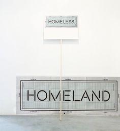 Homeland –– Homeless