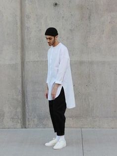 Look by subhi taha Muslim Men Clothing, Hype Clothing, Mens Outdoor Clothing, Islamic Clothing, Moslem Fashion, Smart Casual Wear, Fashion Forecasting, Islamic Fashion, Mode Hijab
