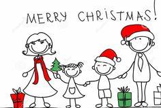 Imágenes De Navidad Y Año Nuevo: Navidad En Familia