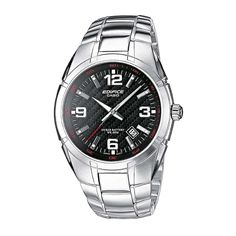f7bbd047f915 CASIO EF-125D-1AVEF Edifice Acero Inoxidable